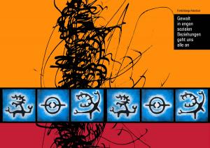Deckblatt Gewalt