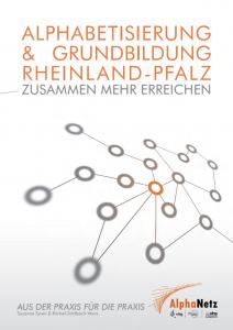 Alphanetz Broschüre Deckblatt