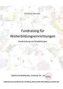 Deckblatt Fundraising